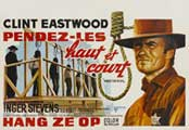 Hang 'Em High - 27 x 40 Movie Poster - Belgian Style A