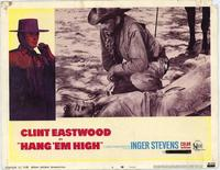 Hang 'Em High - 11 x 14 Movie Poster - Style D