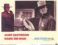 Hang 'Em High - 11 x 14 Movie Poster - Style F
