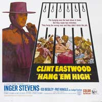 Hang 'Em High - 40 x 40 - Movie Poster - Style A