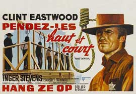Hang 'Em High - 11 x 17 Movie Poster - Belgian Style A
