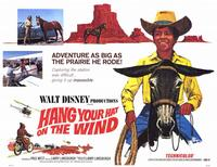 Hang Your Hat on the Wind - 11 x 14 Movie Poster - Style A