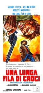 Hanging for Django - 11 x 17 Movie Poster - Italian Style A