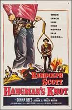 Hangman's Knot - 27 x 40 Movie Poster - Style B