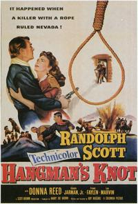Hangman's Knot - 27 x 40 Movie Poster - Style A