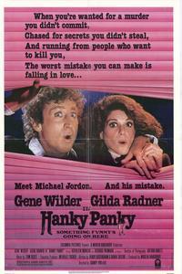 Hanky Panky - 27 x 40 Movie Poster - Style A