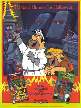 Hanna Barbera Home Video - 11 x 17 Movie Poster - Style A