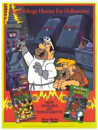 Hanna Barbera Home Video - 43 x 62 Movie Poster - Bus Shelter Style A
