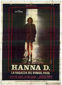 Hanna D: The Girl from Vondel Park - 27 x 40 Movie Poster - Italian Style A