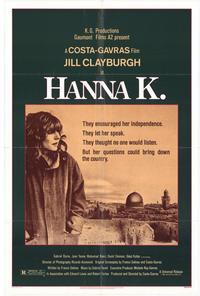 Hanna K. - 27 x 40 Movie Poster - Style A
