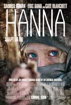 Hanna - 43 x 62 Movie Poster - Bus Shelter Style A