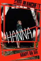 Hanna - 11 x 17 Movie Poster - Style E