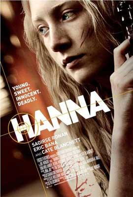 Hanna - 11 x 17 Movie Poster - Style B