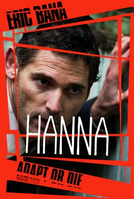 Hanna - 27 x 40 Movie Poster - Style B