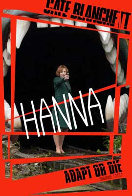 Hanna - 11 x 17 Movie Poster - Style E