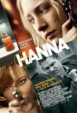 Hanna - 27 x 40 Movie Poster - Style G