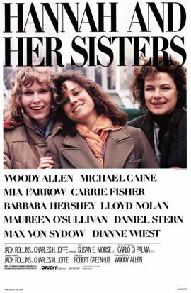 Hannah and Her Sisters - 11 x 17 Movie Poster - Style A