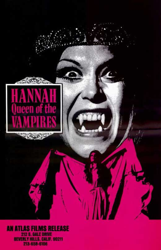 Hannah, Queen Of The Vampires [1973]