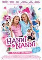 Hanni & Nanni - 11 x 17 Movie Poster - German Style B