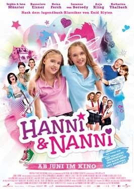 Hanni & Nanni - 27 x 40 Movie Poster - German Style B