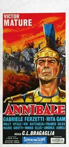 Hannibal - 11 x 17 Movie Poster - Italian Style A