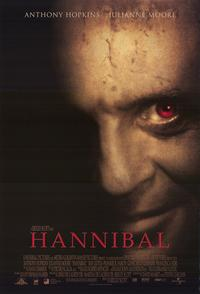 Hannibal - 11 x 17 Movie Poster - Style A
