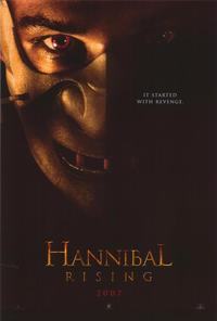 Hannibal Rising - 43 x 62 Movie Poster - Bus Shelter Style A