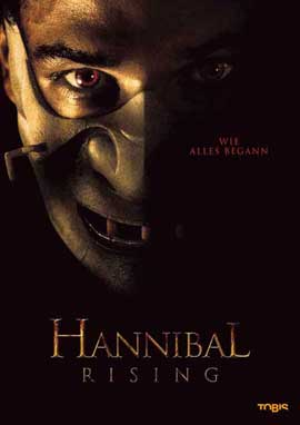 Hannibal Rising - 11 x 17 Movie Poster - German Style A