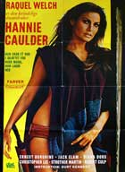 Hannie Caulder - 27 x 40 Movie Poster - Danish Style A