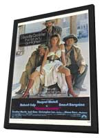 Hannie Caulder - 11 x 17 Movie Poster - Style A - in Deluxe Wood Frame