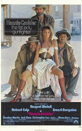 Hannie Caulder - 11 x 17 Movie Poster - Style A