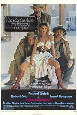 Hannie Caulder - 27 x 40 Movie Poster - Style A