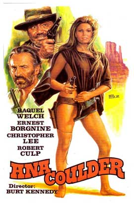 Hannie Caulder - 11 x 17 Movie Poster - Spanish Style A