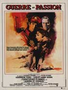Hanover Street - 11 x 17 Movie Poster - French Style A