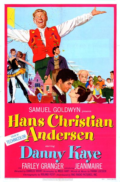 Hans Christian Andersen - 27 x 40 Movie Poster - Style A