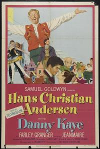 Hans Christian Andersen - 43 x 62 Movie Poster - Bus Shelter Style A