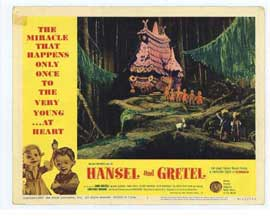 Hansel and Gretel - 11 x 14 Movie Poster - Style C