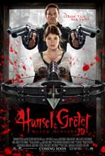 Hansel & Gretel: Witch Hunters - 27 x 40 Movie Poster - Style A