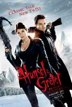 Hansel & Gretel: Witch Hunters - 27 x 40 Movie Poster - Style B