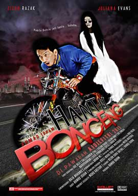 Hantu Bonceng - 11 x 17 Movie Poster - Malay Style A