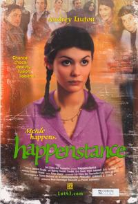 Happenstance - 43 x 62 Movie Poster - Bus Shelter Style A