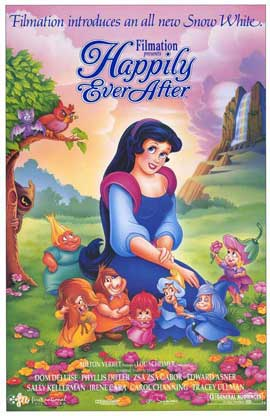 Happily Ever After - 27 x 40 Movie Poster - Style A