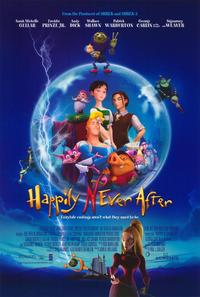 Happily N'Ever After - 11 x 17 Movie Poster - Style A