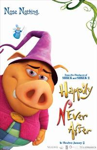 Happily N'Ever After - 27 x 40 Movie Poster - Style D