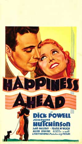 Happiness Ahead - 11 x 17 Movie Poster - Style A