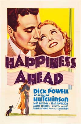 Happiness Ahead - 11 x 17 Movie Poster - Style B