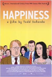 Happiness - 43 x 62 Movie Poster - Bus Shelter Style A