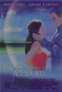 Happy Accidents - 43 x 62 Movie Poster - Bus Shelter Style A