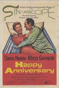 Happy Anniversary - 43 x 62 Movie Poster - Bus Shelter Style A