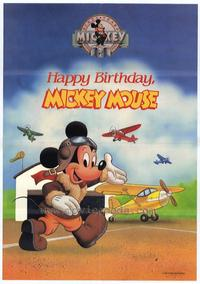 Happy Birthday, Mickey Mouse - 27 x 40 Movie Poster - Style A